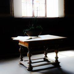 Het grote voordeel van een houten meubilair.