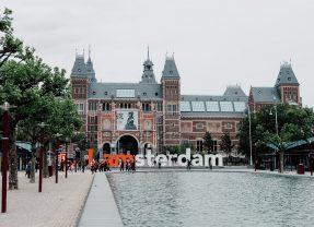 Een dagje uit in Amsterdam