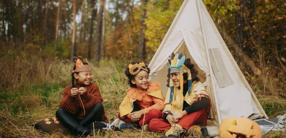 3 tips om je kinderen te laten buitenspelen